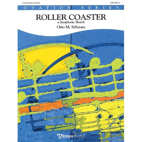 Roller Coaster Dhcb4 (Music Score/Parts)
