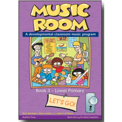 Music Room Pack 3 Lower Primary Level