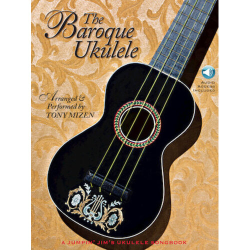 Baroque Ukulele Book/CD (Softcover Book/CD)