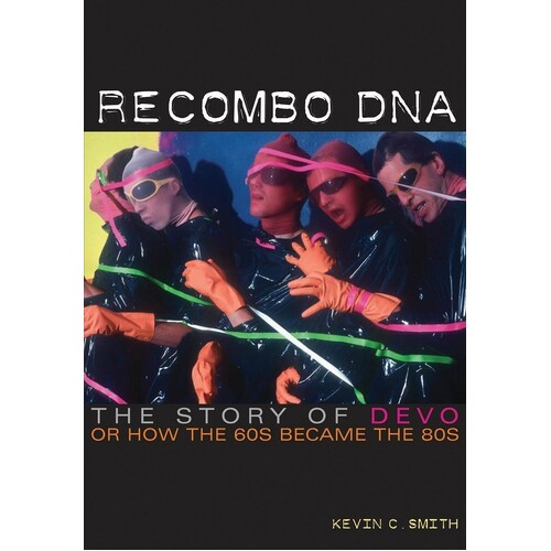 Recombo Dna (Softcover Book)