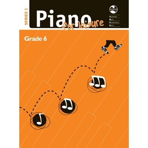AMEB Piano For Leisure Grade 6 Series 2 (Softcover Book)