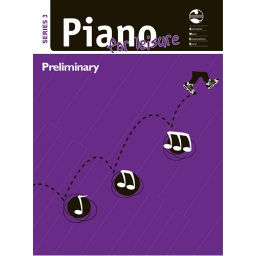 AMEB Piano For Leisure Preliminary Series 3 (Softcover Book)
