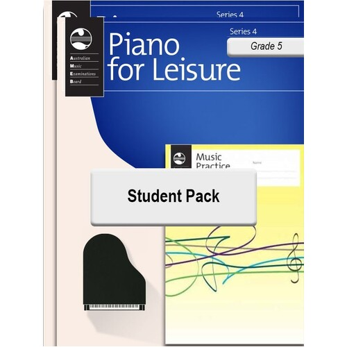 AMEB PIANO FOR LEISURE GRADE 5 SERIES 4 STUDENT PACK