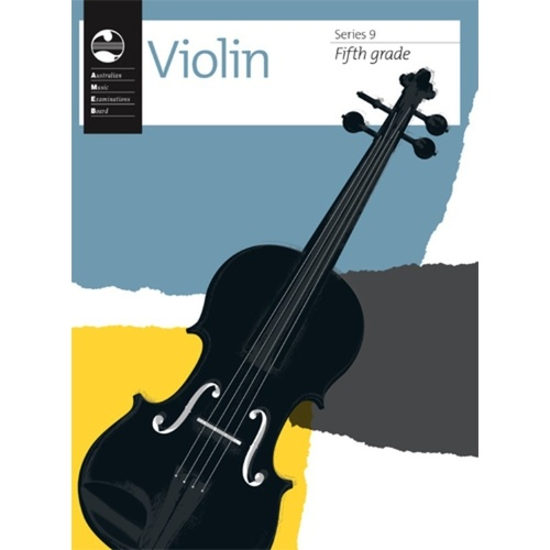 AMEB Violin Grade 5 Series 9 (Softcover Book)