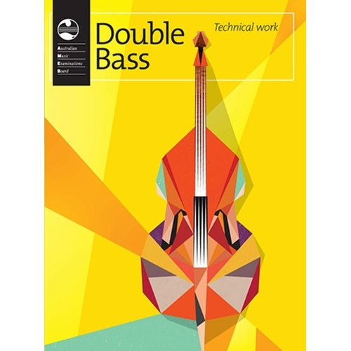 AMEB Double Bass Technical Workbook 2013 (Softcover Book)