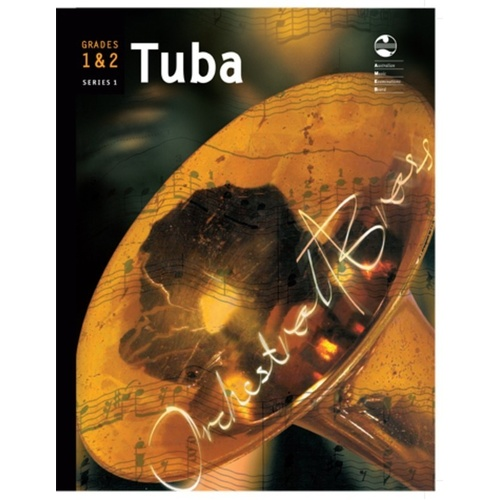 AMEB Tuba Grade 1 And 2 Orchestral Brass (Softcover Book)