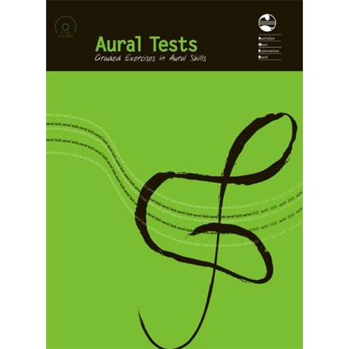 AMEB Aural Tests Book/6 CDs 2002 (Softcover Book/CD)