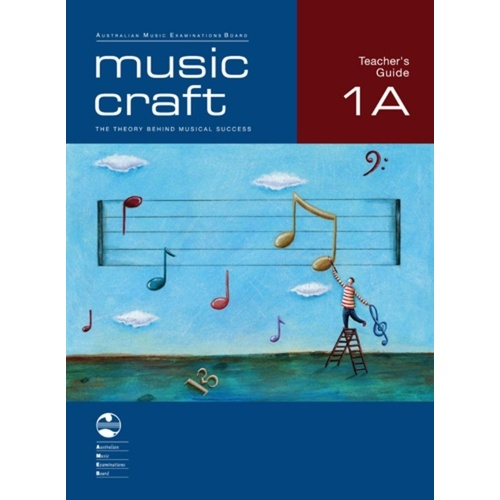 AMEB Music Craft Teachers Guide Gr 1 Book A (Softcover Book)