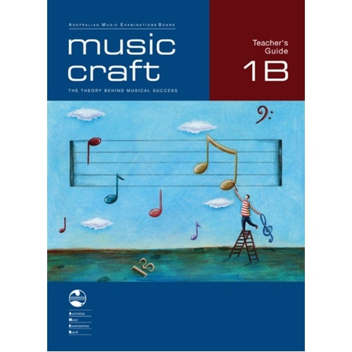 AMEB Music Craft Teachers Guide Gr 1 Book B (Softcover Book)