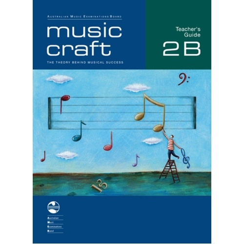 AMEB Music Craft Teachers Guide Gr 2 Book B (Softcover Book)