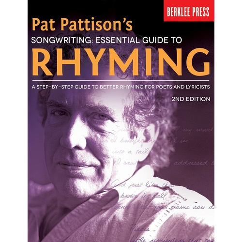 Songwriting Essential Guide To Rhyming 2nd Ed (Book)