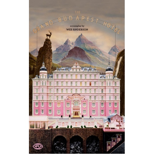 Grand Budapest Hotel (Softcover Book)
