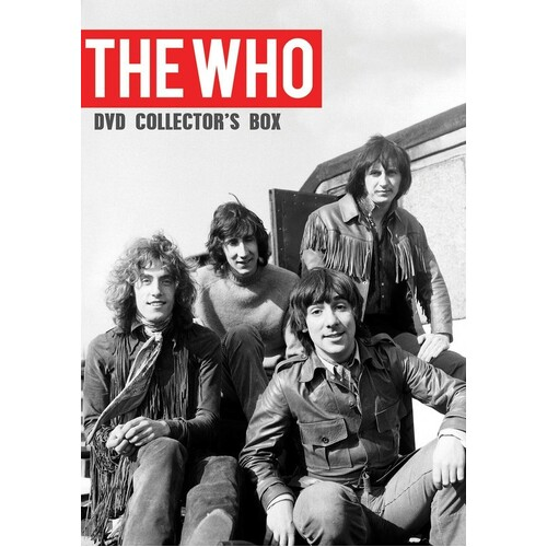The Who DVD Collectors Set 2DVDs (2-DVD Set)