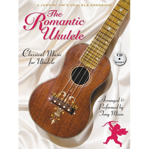 Romantic Ukulele Book/CD TAlfred's Basic (Softcover Book/CD)