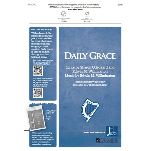 Daily Grace Orchestra Accomp CD-Rom (CD-Rom Only)