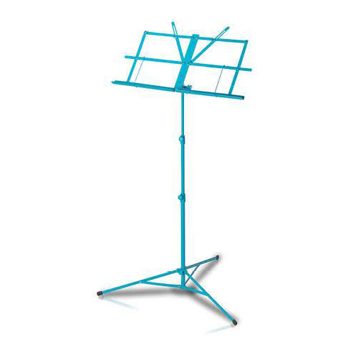 Armour MS3127BL Music Stand W/Bag Blue