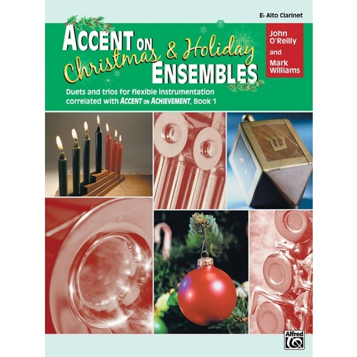 Accent On Christmas & Holiday Ensembles Eb Clar