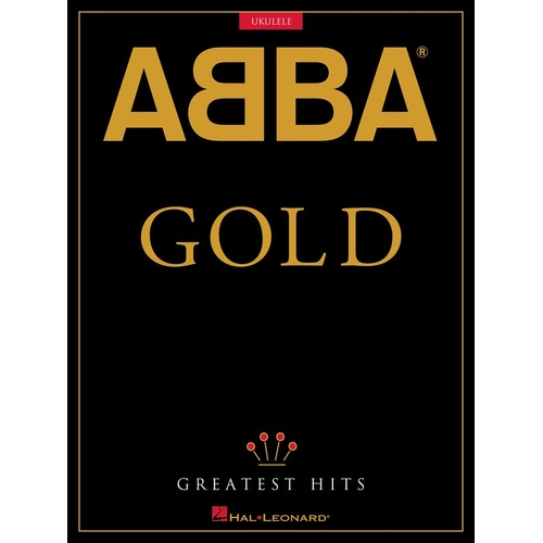 ABBA - GOLD GREATEST HITS UKULELE