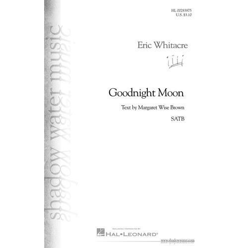 Goodnight Moon SATB (Octavo)
