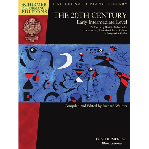 20Th Century Early Intermediate Level (Softcover Book)