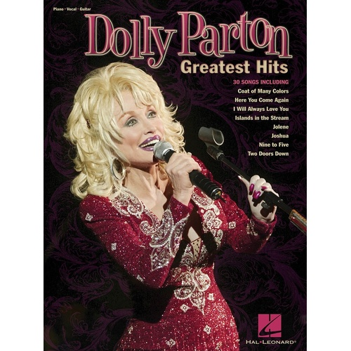 Dolly Parton Greatest Hits PVG (Softcover Book)