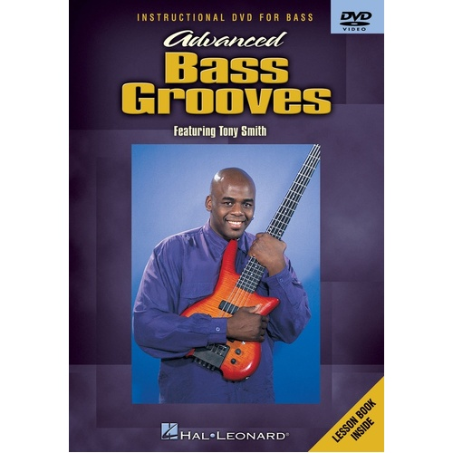 Advanced Bass Grooves DVD (DVD Only)