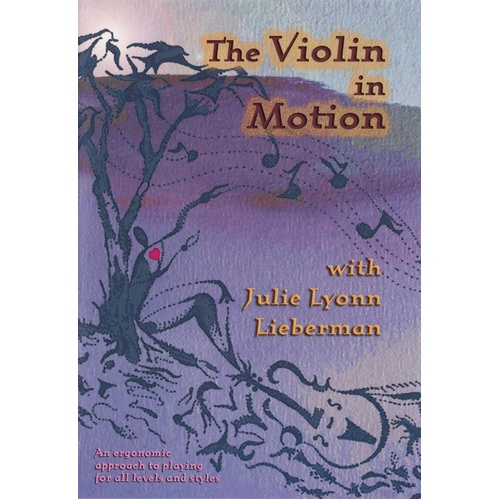 Violin In Motion DVD (DVD Only)
