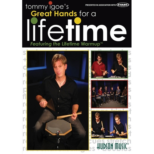 Great Hands For A Lifetime DVD (DVD Only)