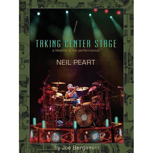 Taking Center Stage A Lifetime Of Performance (Softcover Book)