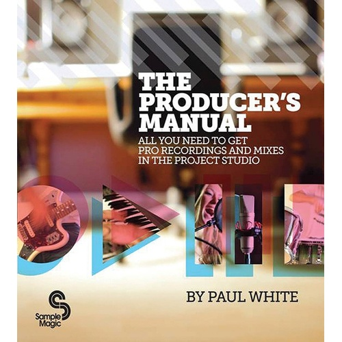 Producers Manual (Softcover Book)