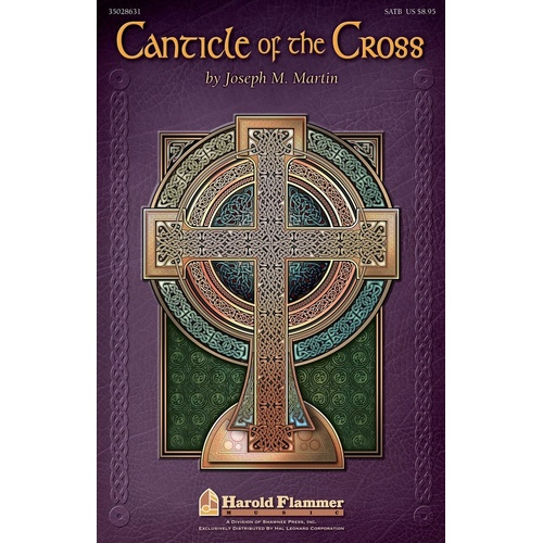 Canticle Of The Cross RehearsalTrax CD (CD Only)