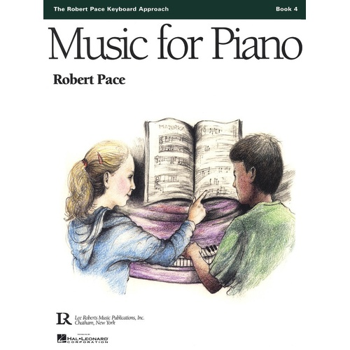Music For Piano Book 4 (Softcover Book)