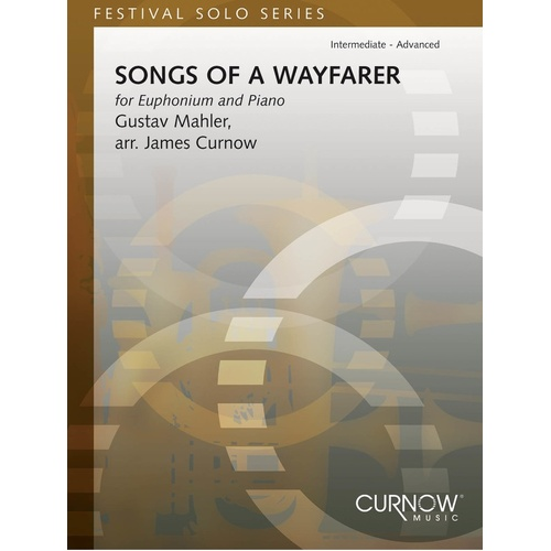 Songs Of A Wayfarer Euph/Piano (Softcover Book)