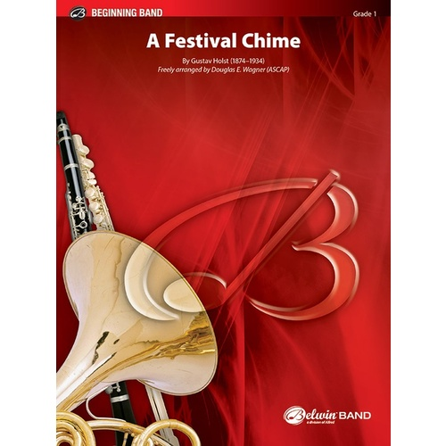 A Festival Chime Concert Band Gr 1