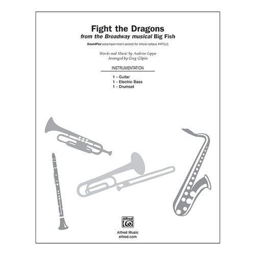 Fight The Dragons Soundpax Parts