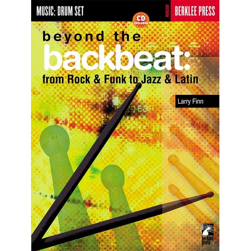Beyond The Backbeat Book/CD (Softcover Book/CD)