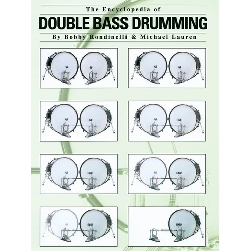 Encyclopedia Of Double Bass Drumming (Softcover Book)