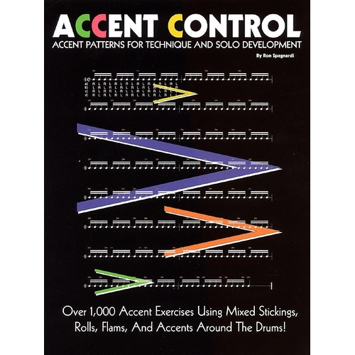Accent Control (Softcover Book)