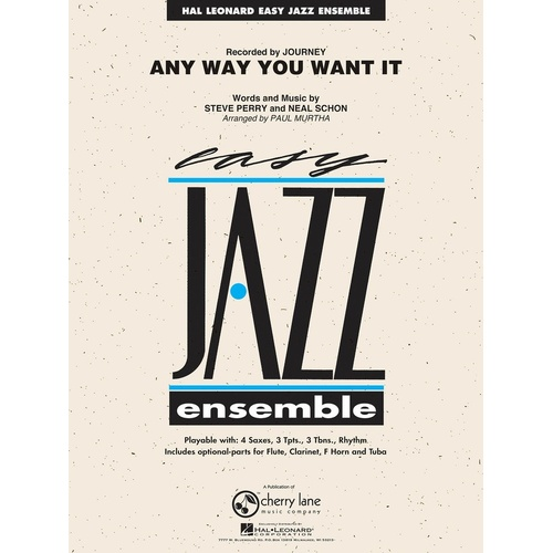Any Way You Want It Junior Ensemble 2