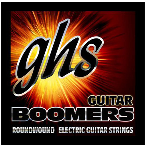 GHS GBL (10-46) Boomers Electric Guitar Strings