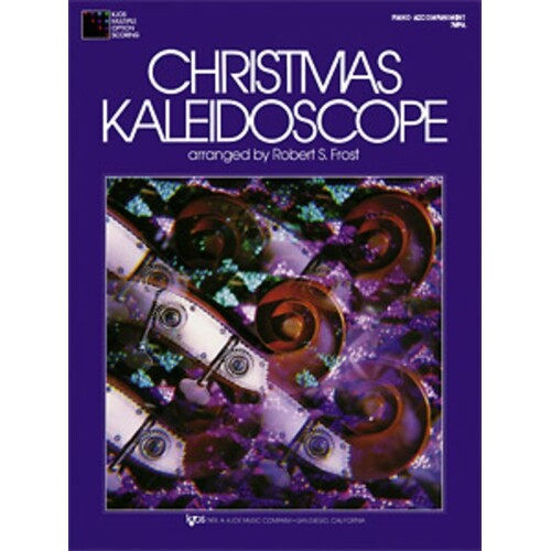 Christmas Kaleidoscope Book 1 Piano Accomp (Softcover Book)