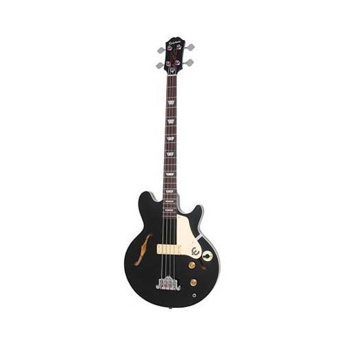 Epiphone Jack Casady Bass Ebony Electric Bass Guitar