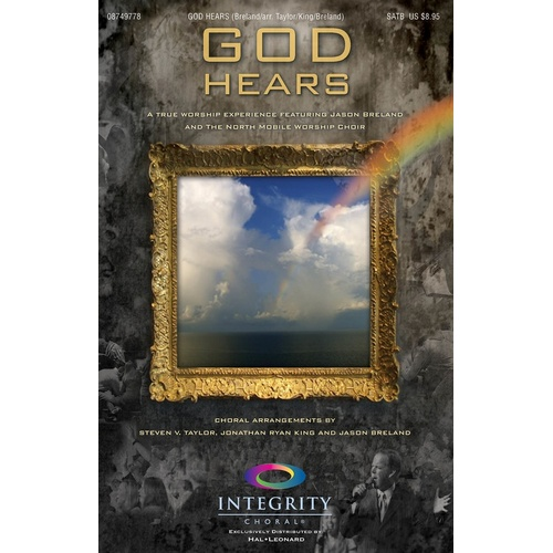 God Hears Collection SATB (Octavo)