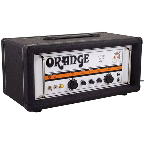 Orange AD200B Bk Bass Head