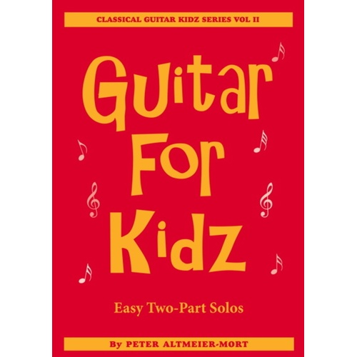 Guitar For Kidz Book 2 (Softcover Book)