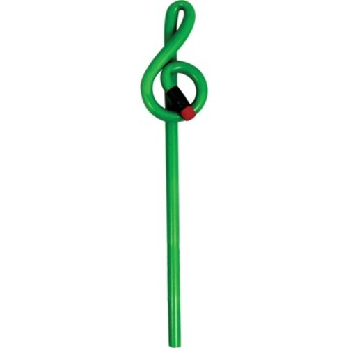 Bentcil G Clef Green Colour Changing
