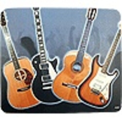 Mouse Pad Guitars