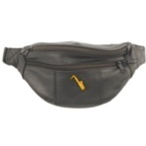 Leather Fanny Pack Sax
