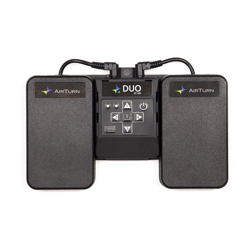Airturn Duo Wireless Bluetooth Controller