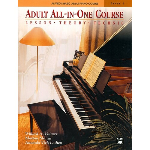Ab Adult All In One Course Book 1